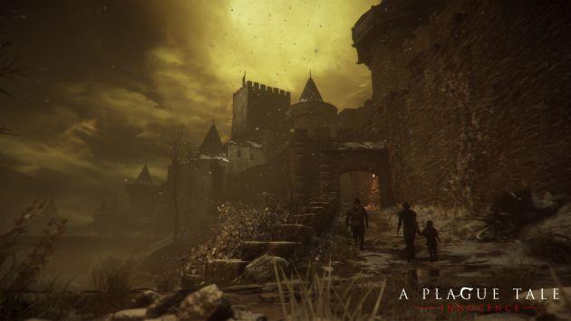 A Plague Tale: Innocence - zamek