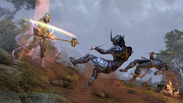 The Elder Scrolls Online: Elsweyr - artefakty broni w PvP