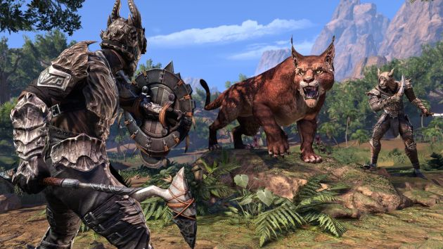 The Elder Scrolls Online: Elsweyr - ludzie koty