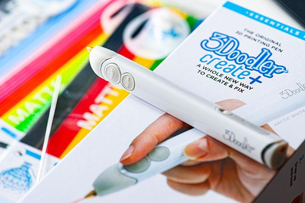 3Doodler Create+ na prezent dla dziecka