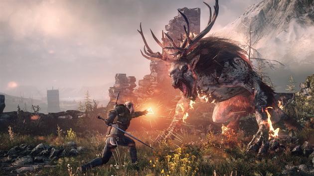 Najlepsze gry RPG - Wiedźmin 3: Dziki Gon