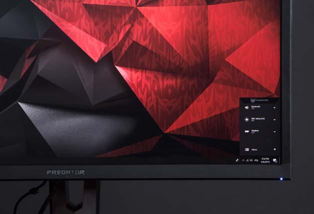 Acer Predator XB3 (XB273K) menu szybkie