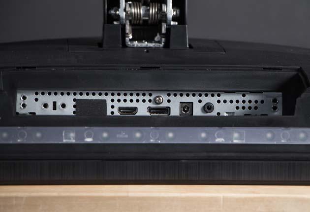 Acer Predator XB3 (XB273K) złącza wideo