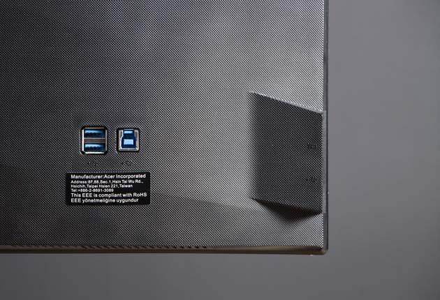 Acer Predator XB3 (XB273K) usb