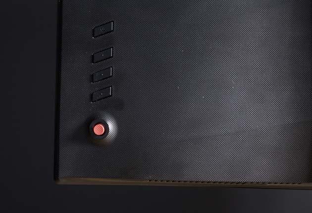Acer Predator XB3 (XB273K) przyciski menu OSD