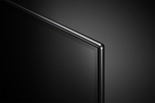 Nano Bezel - cienka ramka w telewizorach LG
