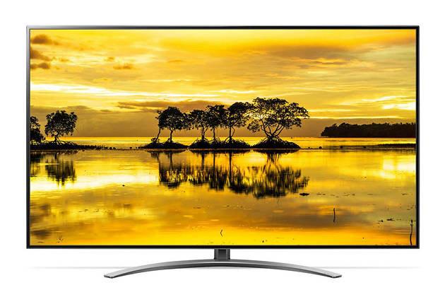 LG 55SM9010 -  wygląd telewizora
