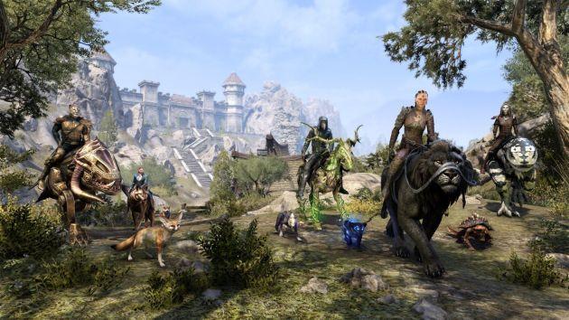 The Elder Scrolls Online ma ogromną rzeszę fanów