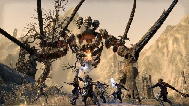 The Elder Scrolls Online - lochy to wyzwanie