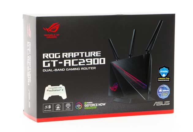 ASUS ROG GT-AC2900  pudełko