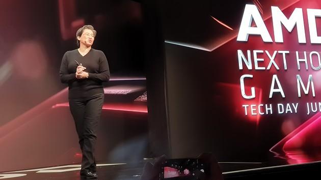 Prezes firmy AMD - dr. Lisa Sue