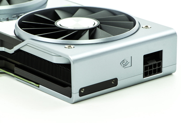 Nvidia GeForce RTX 2070 Super - złącza