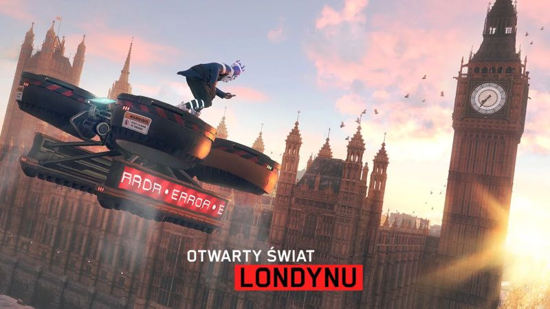 Watch Dogs Legion - dron