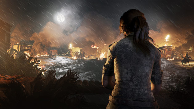 Shadow of the Tomb Raider – nadchodzi pogromca Uncharted