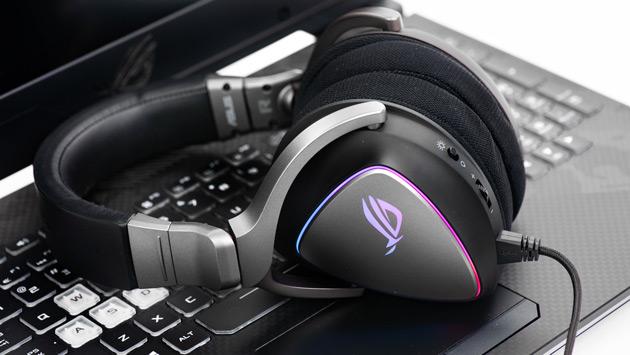 ASUS ROG Delta - znakomite słuchawki do PC, konsoli i smartfona