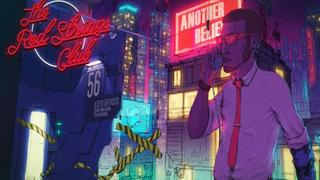The Red Strings Club – cyberpunk z jazzową nutą