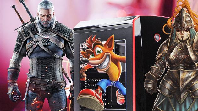 Najlepsze gry na PC ostatnich lat