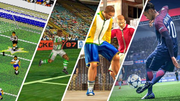 Oto jak przez lata jak zmieniała się FIFA