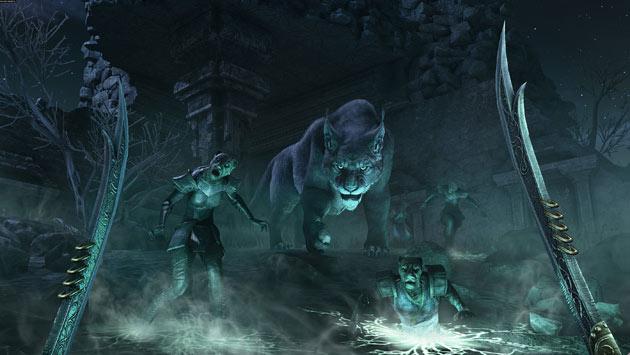 Moja przygoda z The Elder Scrolls Online