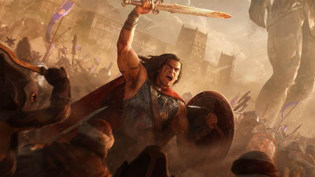 Conan Unconquered – obrona bazy dla cierpliwych