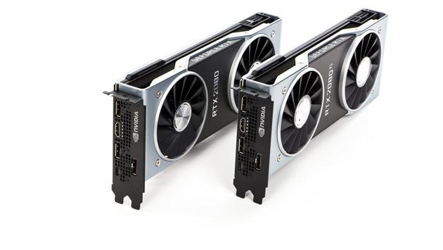 NVIDIA GeForce RTX 2080 i 2080 Ti - test