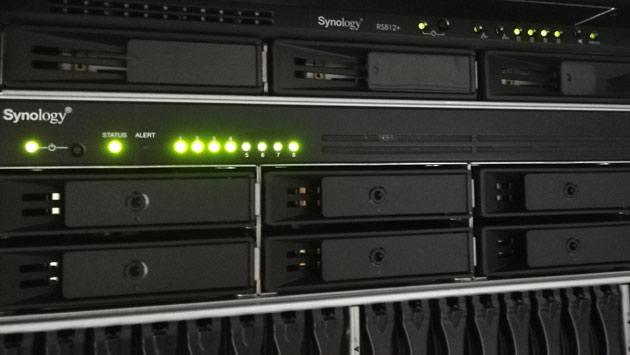 Synology RackStation RS1219+  - wszechstronny serwer NAS