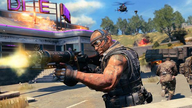 """Call of Duty: Black Ops 4 – """"zaciemnienie"""" w wersji beta"""