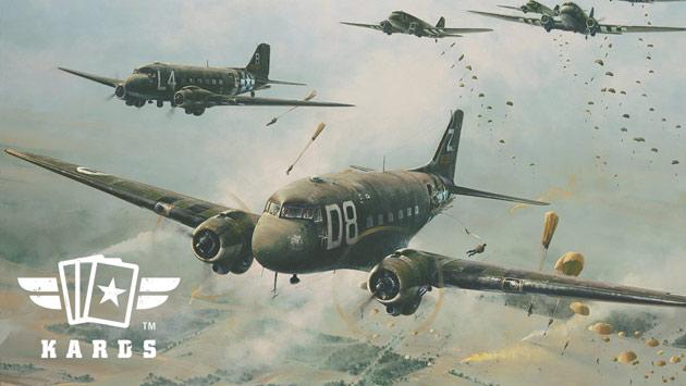 Kards - nadchodzą karciane bitwy II Wojny Światowej