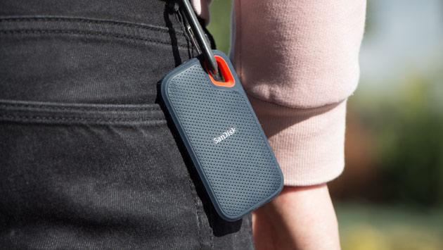 Sandisk Extreme Portable SSD - po(d)ręczny SSD na każdą okazję