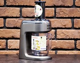 Mr. Twister KM 3923 – test sprzętu do vegetti