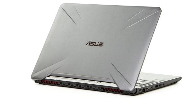 Asus TUF Gaming FX505DU - laptop do gier z AMD Zen+ i GeForce GTX 1660 Ti