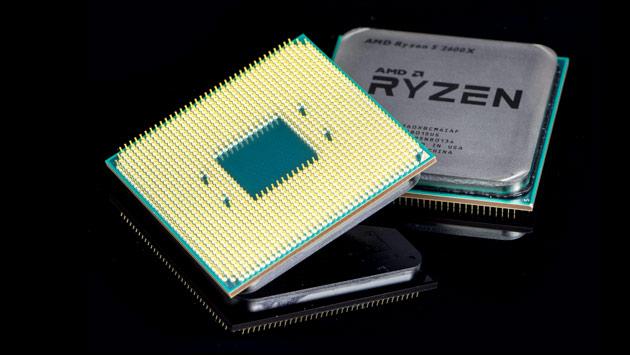 Procesory AMD Ryzen 2-gen - premiera