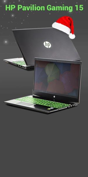 Weź udział w konkursie i wygraj laptopa HP Pavilion Gaming 15