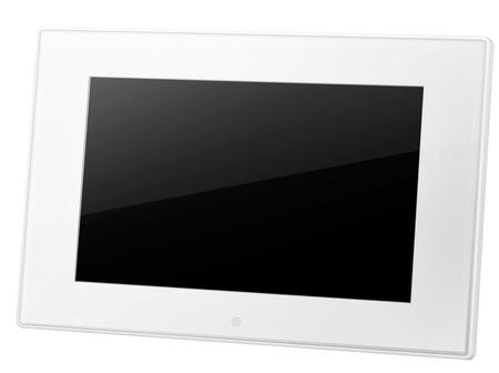 Tolle White Digital Picture Frame Bilder - Badspiegel Rahmen Ideen ...