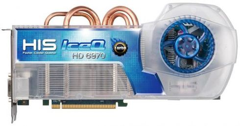 HIS HD 6970 IceQ