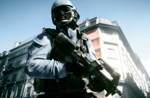 Gra Battlefield 3 - screen