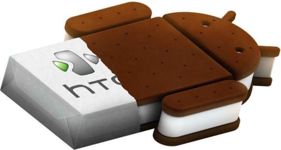 HTC Android 4.0 Ice Cream Sandwich aktualizacja