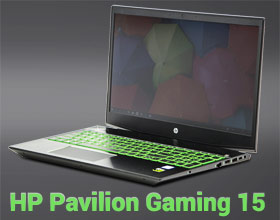 Wygraj laptopa HP Pavilion Gaming 15