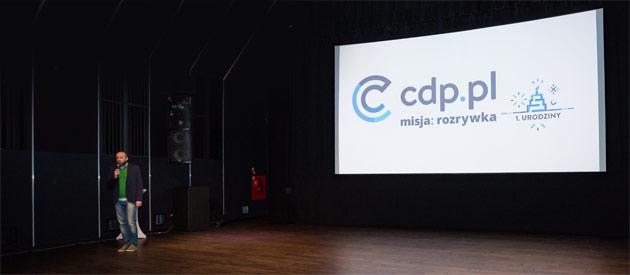 Rok 2015 w cdp.pl - podsumowujemy sukcesy i dodajemy kilka słów o VR