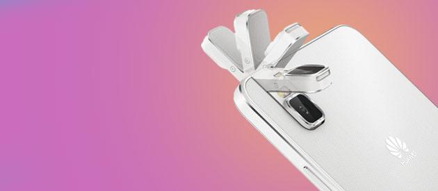 Huawei ShotX - smartfon z peryskopem - dziwadło czy rozsądny produkt?