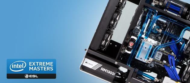 Komputronik Infinity IEM 2016 Silver - maszyna dla entuzjasty z dwoma GTX 980 Ti