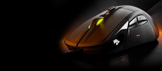 SteelSeries Rival 700 - myszka z wyświetlaczem OLED