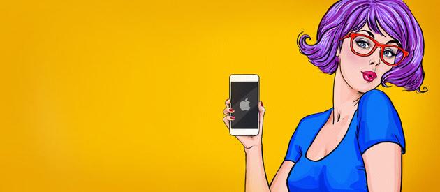 Nie ogarniasz smartfonów? Kup sobie iPhone'a