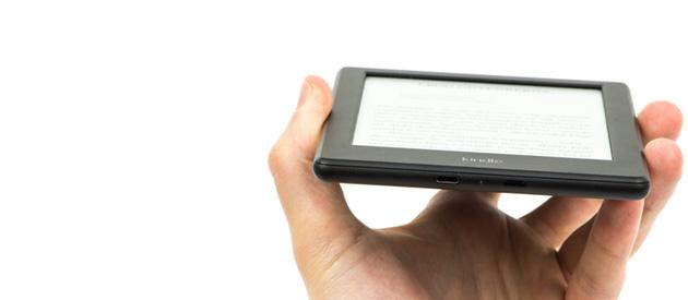Kindle 8 - najlepszy podstawowy czytnik e-booków