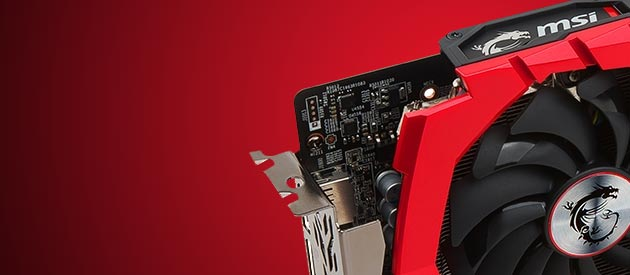 MSI Radeon RX 470 Gaming X 4 GB - optymalny wybór