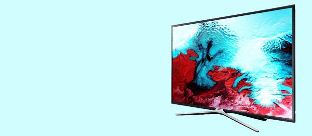 """Samsung 55K5500 – dobry """"plazmocedek"""" dla Kowalskiego"""