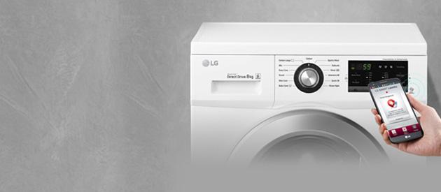Jak obsługiwałem pralkę smartfonem przez NFC