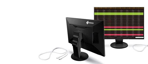 Eizo FlexScan EV2456 – świetny monitor do pracy