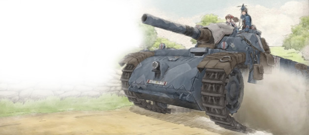 Valkyria Chronicles Remastered – drugi oddech krwawej baśni