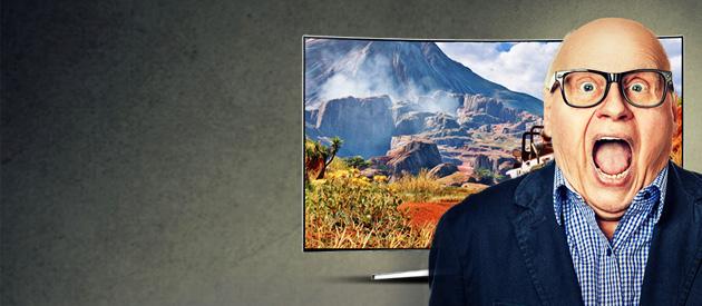 HDR, Samsung, Uncharted ‒ pierwsze wrażenia